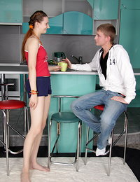 This stud can`t believe how tight this European teen`s pussy feels. He knows that she`s had sex more than a few times, but she still feels like a virgin.